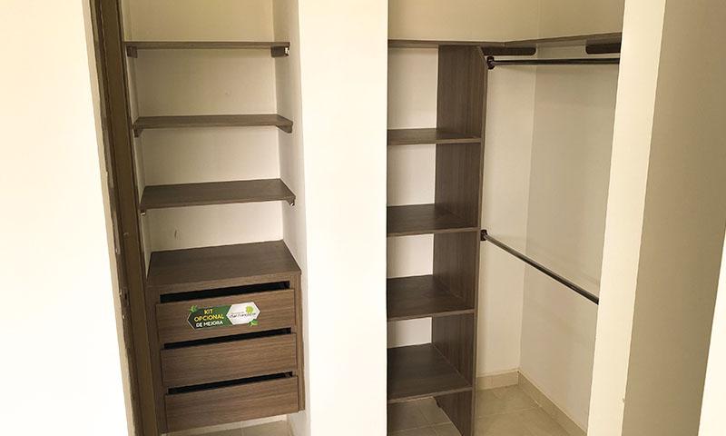 closet habiacion pricipal